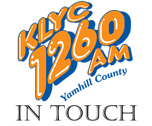 """KLYC """"In Touch"""" Yamhill County"""